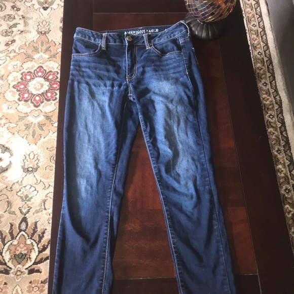 American Eagle Outfitters Denim - High Rise Jegging Jeans